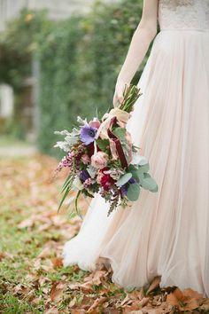 Winter Wedding Inspiration at Kraftsmen Cafe in Houston, Texas. Photos by Laura Sponaugle