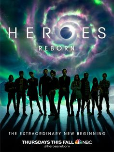 New 'Heroes Reborn' Trailer Features an Evolving World Where Heroes Are Hiding & Need Help