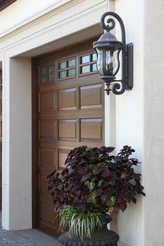 Clopay Classic Wood Garage Door