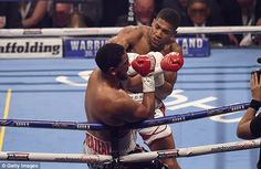 English talent Joshua is keen for the fight to go ahead, according to boxing promoter Hearn
