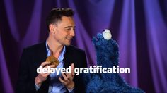 Tom and Cookie Monster