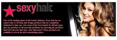 Say #goodbye to all your #hairproblems by choosing #SexyHair products that suits your #hairtype best.