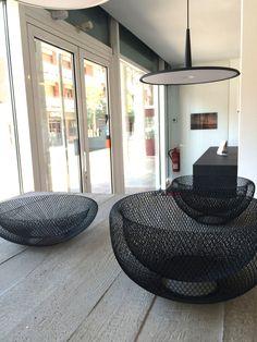 Lámpara en suspensión de Vibia #diseño #interiorismo #mobiliario #iluminación #vibia