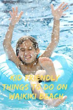 Kid Friendly Things to do in Waikiki Oahu Luau, Honolulu Hawaii, Turtle Beach, Pearl Harbor, Hawaii Things To Do, Hawaii Hotels, Waikiki Beach, Big Island