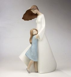 Lladro - I love you, mom