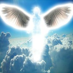 Guides : Je remarque qu'il existe des tonnes d'articles expliquant comment… Angels Among Us, Angels And Demons, Real Angels, Prayer For Love, Angel Clouds, Love Is My Religion, Chakra Cleanse, Your Guardian Angel, I Believe In Angels