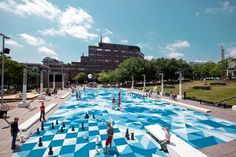 NIPpaysage — The pool