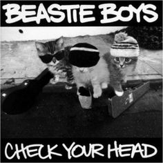Beastie Cats Check Your Head