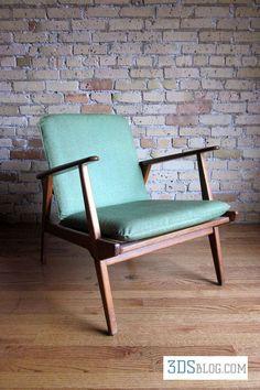 3d model-armchair
