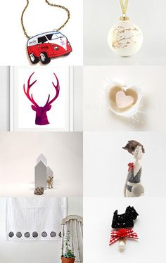 Gift guide for Christmas by Sani on Etsy--Pinned with TreasuryPin.com