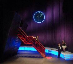 Salomé, set design Anna Popek, dir. A. Bisang, La Comédie de Genève, 2008