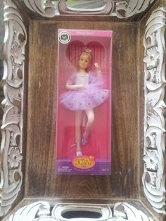 Only Hearts Club Doll Karina Grace Ballerina with Purple Ballet Dress | eBay