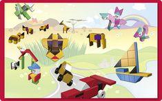 Magnetischer Bau- und Spielspass! - ainstein2s Webseite! African Animals, Rhinos, Website, Elephants, Funny Animals, Games, Products