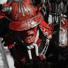 Samurai Art, Samurai Warrior, Japanese Warrior, Ghost Of Tsushima, Samurai Tattoo, Dark Lord, Asian Art, Art Tutorials, Fantasy