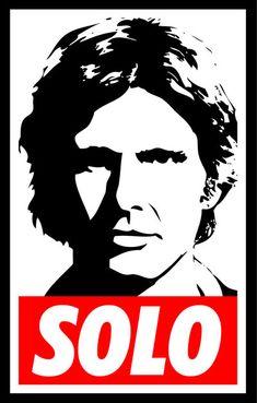 Awesome Star Wars art print