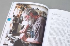 """Another Escape Vol #5 feature - 'Built to Last.' 