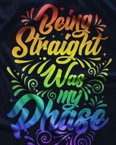 Remember phases can last a lifetime even if you phase through an identify your journey is extremely valid. You matter. #lgbtq #lgbtqyouth  #straight #heterosexual #phase