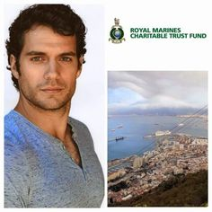 Henry Cavill News: Henry Participating In Gibraltar Rock Run To Benefit The RMCTF