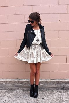 Black & White #fashion #style l wantering.com