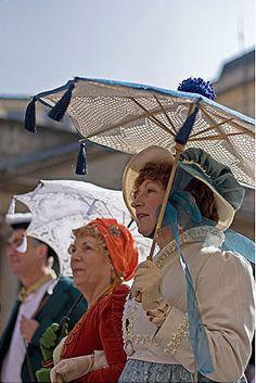 Jane Austen Festival Friend - 2013 BATH, ENGLAND, UK