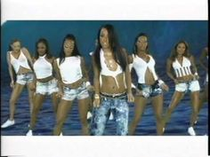 Aaliyah...Rock The Boat