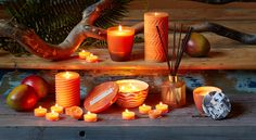Maui Mango in candles, fragrances, & diffusers