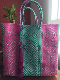 Increíbles bolsas artesanales!!