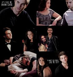 "The Originals - Coven of Two {DavinaღKoleb} #02: ""He's starting to fall for her. She knows that, and he's slowly but surely broken down her walls."" ~ DC - Page 4 - Fan Forum"