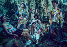 """Rumble in the Jungle: """"The Jungle Book"""" Comes Alive - -Wmag"""