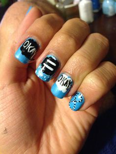The fault in our stars nails Done by me