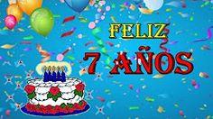 Feliz 7 Años - YouTube