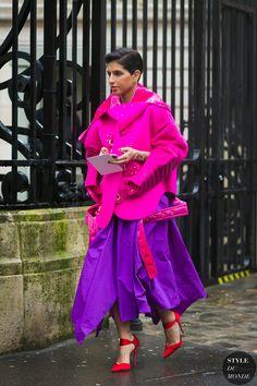 Princess Deena Aljuhani Abdulaziz by STYLEDUMONDE Street Style Fashion Photography