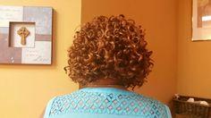 Gogo curl short bob
