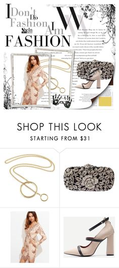 """""""Shein 1"""" by amra-f ❤ liked on Polyvore featuring Balenciaga and shein"""