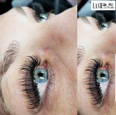 4d568a8d7f9 Classic EyeLash Extensions/Dramatic/Doll/Long Length 💕@lashboxla D Curl #