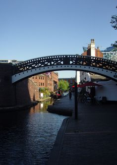 Really nice walks by the canal. Birmingham Airport, Birmingham City Centre, British Travel, Birmingham England, Canal Boat, Narrowboat, West Midlands, Best Cities, British Isles