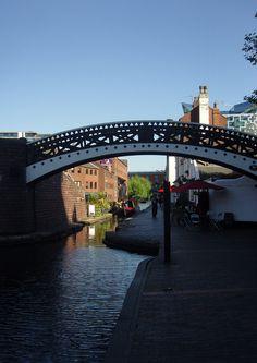 Gas Street Basin, Birmingham