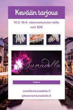 Kevään tarjous by Camilla Heikkilä Non Profit, Education, Onderwijs, Learning