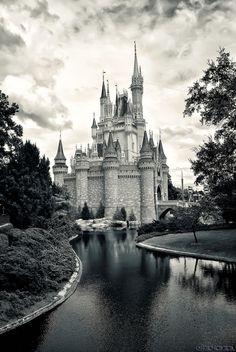 Magic Kingdom.... Disney, Orlando  I'll help you get here!  email me for a Disney quote alice@blueskyjourneys.net