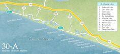 Beach Rental, Seaside Florida beach vacation, WaterColor, & Seacrest beach homes