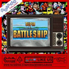 anaoralia nintendo snes battleship