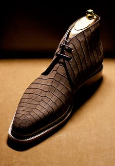 LMB loving Tye Shoemaker shoes for Male Clients.
