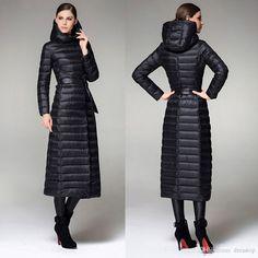 slim-fit-women-long-down-coat - Dress Journal Long Winter f4064c6d7c87
