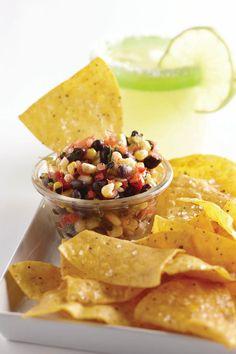 Grilled Corn Salsa   Iowa Food & Family Project