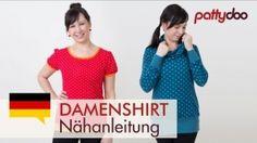 """Shirt """"Liv"""" mit Saumbund"""