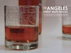 Maps Rocks Glass (beverage, Boston, cocktail, drink, etched, glass, maps, rocks) | Home Accessories | theuncommongreen