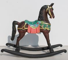 Condition:  Used  Vintage Wooden Rocking Horse  @ R10000  Call : 0767064700  www.furnicape.co.za
