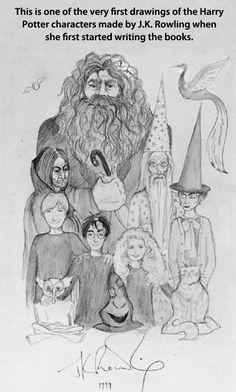 J.K. Rowling's wonderful imagination…