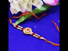 Pearl Rakhi | +91 8510934032 | Rakhibazaar