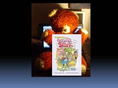 Mary Ann Bernal: Mr. Chuckles has his paws in The Wizard's Cauldron...